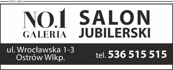 Jubiler No. 1 - Ostrów Wlkp.