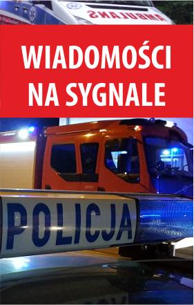 Informacje z pierwszej ręki z policji i straży pożarnej w Kaliszu.