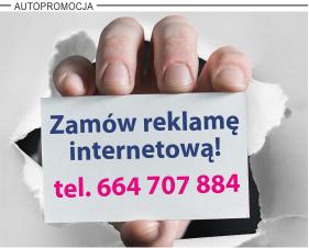 Reklama w Gazecie Internetowej